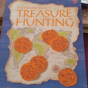 The Usborne book of Treasure Hunting
